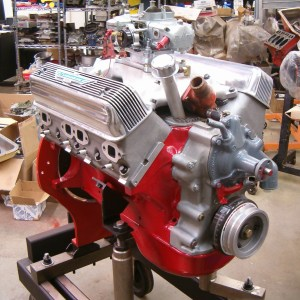 Not A Race Engine But Maybe It Should Be – 318″ Ford Y