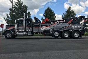 Heavy Duty Towing Idaho Falls