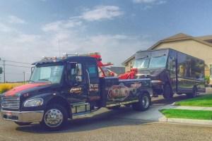 Idaho Falls Towing Trucks