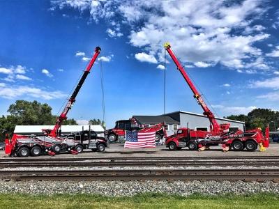 Idaho Falls Tow Trucks