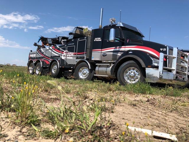 Idaho Falls Tow Truck