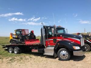 Williston ND Tow Truck