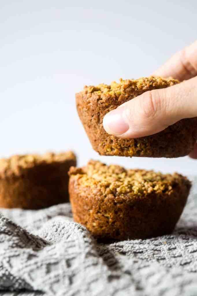 healthy morning glory muffins gluten free