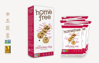 Home Free Chocolate Chip mini cookies as pictured on their website