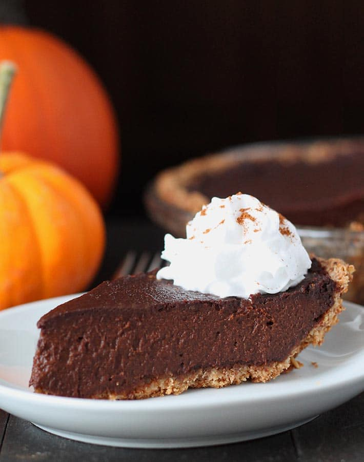 gluten free and dairy free pie recipes for thanksgiving