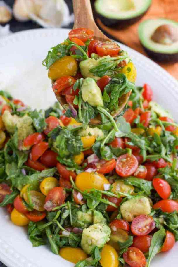 clean eating dairy free salad recipes