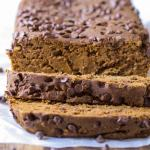 chocolate gluten free pumpkin bread recipe