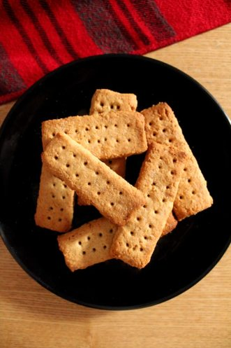 gluten free vegan scottish shortbread