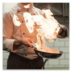 Kitchen Heat Grade