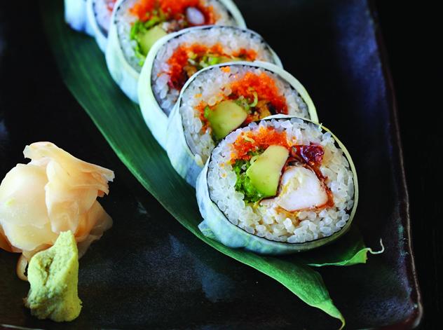 Nobu. Photo courtesy of the restaurant.