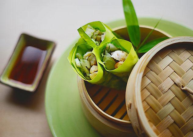 Kyoto garden sushi . Photo courtesy of the restaurant.