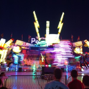 South Florida Fair Rides
