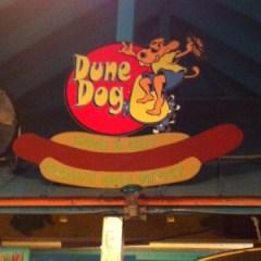 Dune Dog Sign