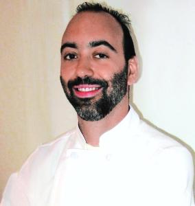 Chef Adam Brown