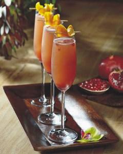 Tommy Bahama Pomegranate Mimosa