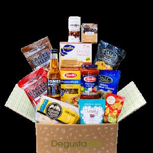 Degustabox Oct 2016