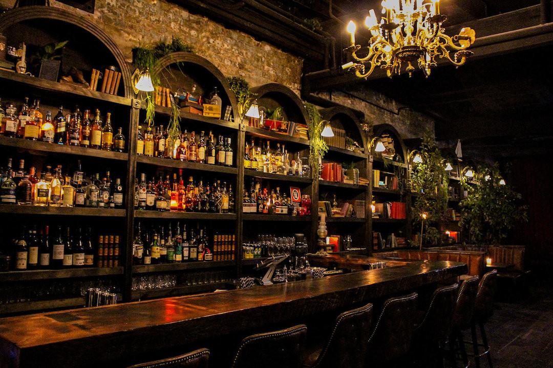 Sydney city bars