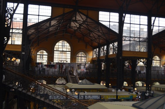 Inside the Grand Market