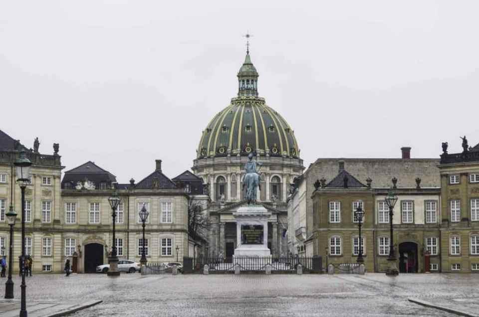 one day in Copenhagen