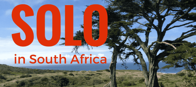 Best Places to Travel Solo: South Africa
