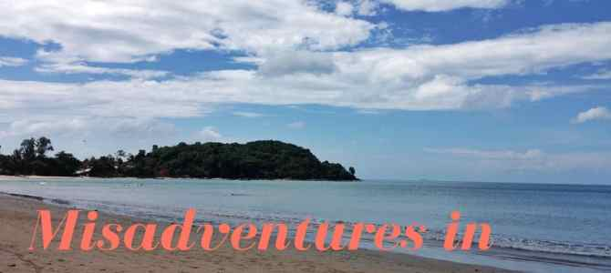 Motor Bikes, Waxing, Whale Sharks, and Being Stranded at a Beach Bar: The Shenanigans of Koh Lanta