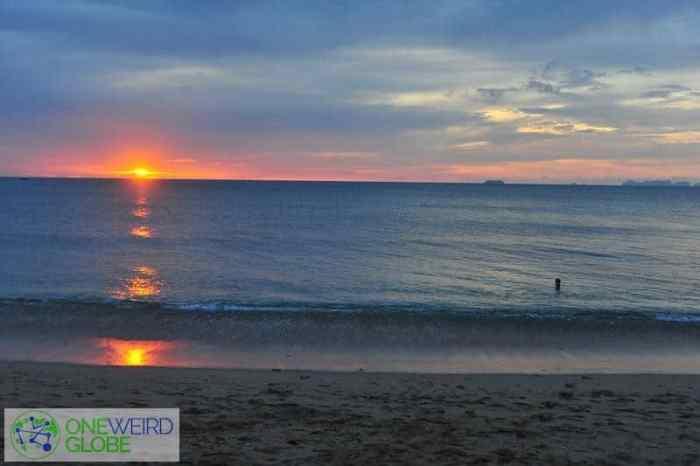 Klong Khong Beach, Koh Lanta from One Weird Globe