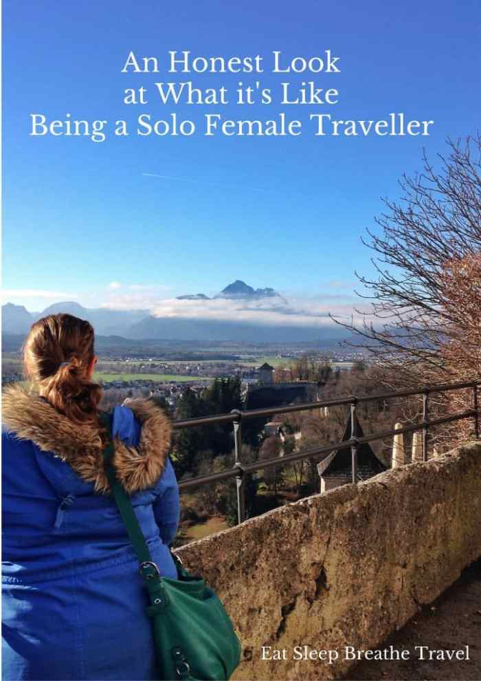 Solo female traveller