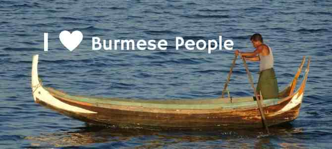 21 Times the Burmese People Stole My Heart