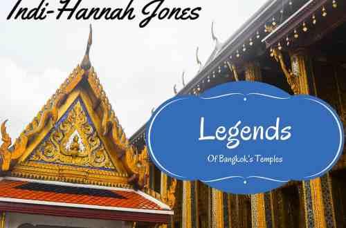 Bangkok Temple Legends