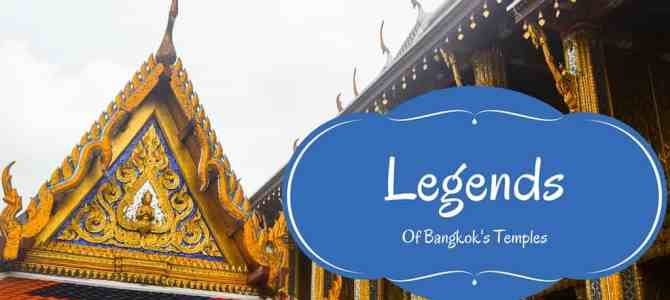 Indi-Hannah Jones and the Legends of Bangkok's Temples
