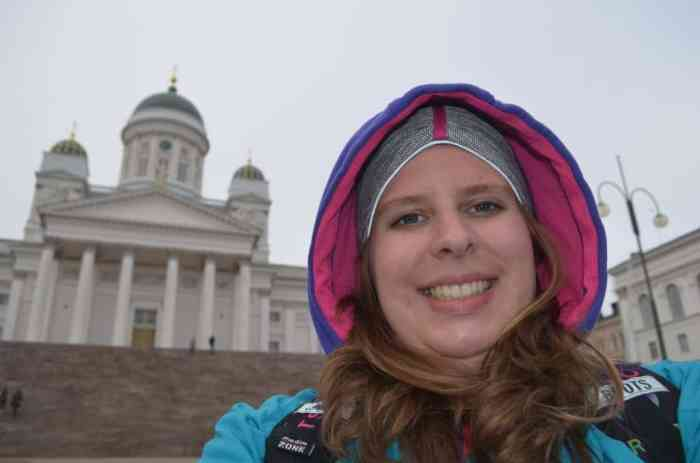 solo female travel in Nordic Europe