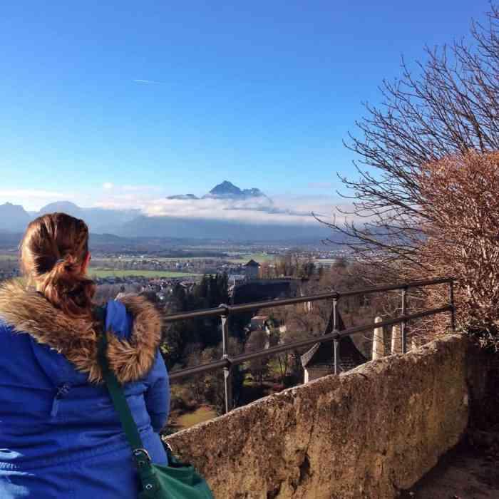 Solo female travel Austria
