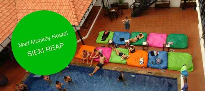 Mad Monkey Siem Reap: The Ultimate Party Hostel