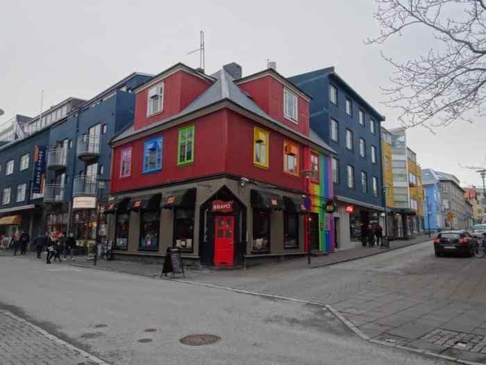 Reykjavik, girls getaway to Iceland