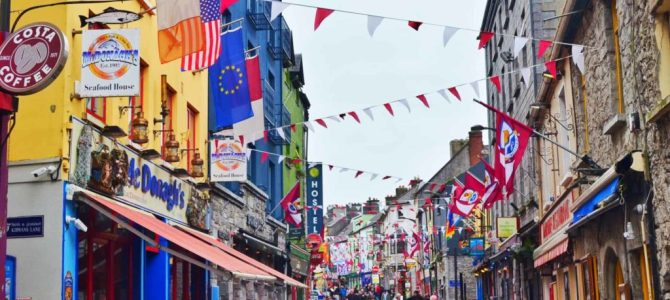 Galway's Best Pubs: Music, Pints, and Irish Craic