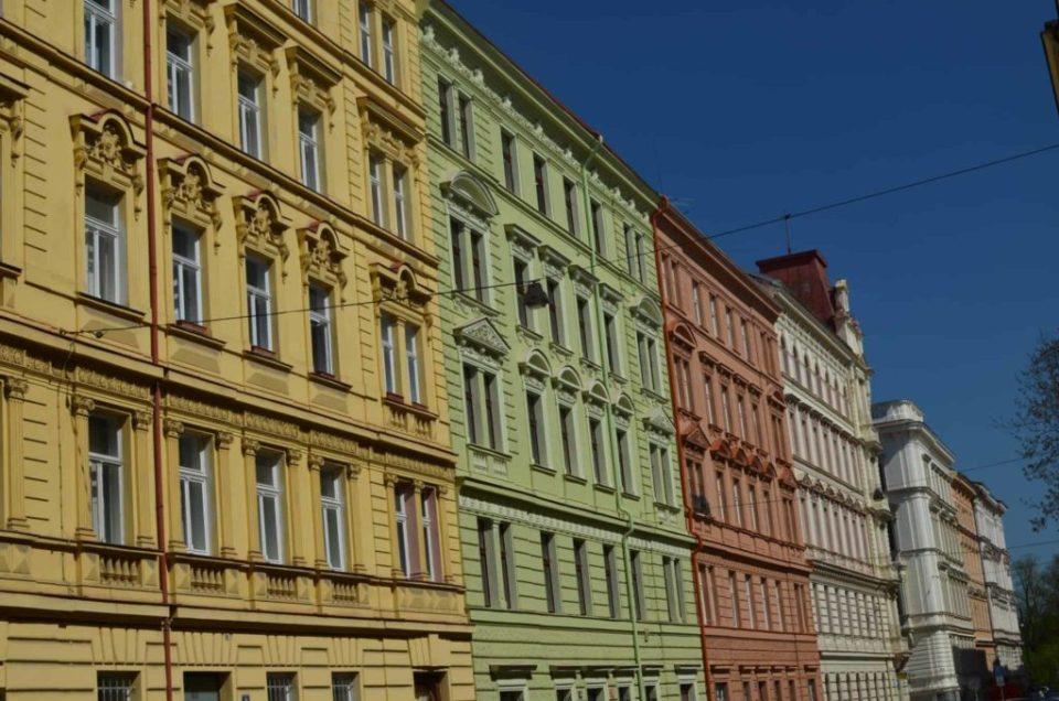 Adam and Eva Hostel Prague