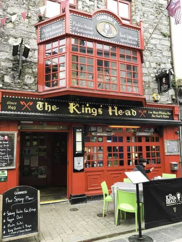 Galways best pubs