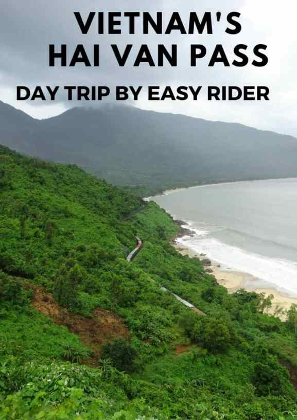 Hai Van Pass by Easy Rider