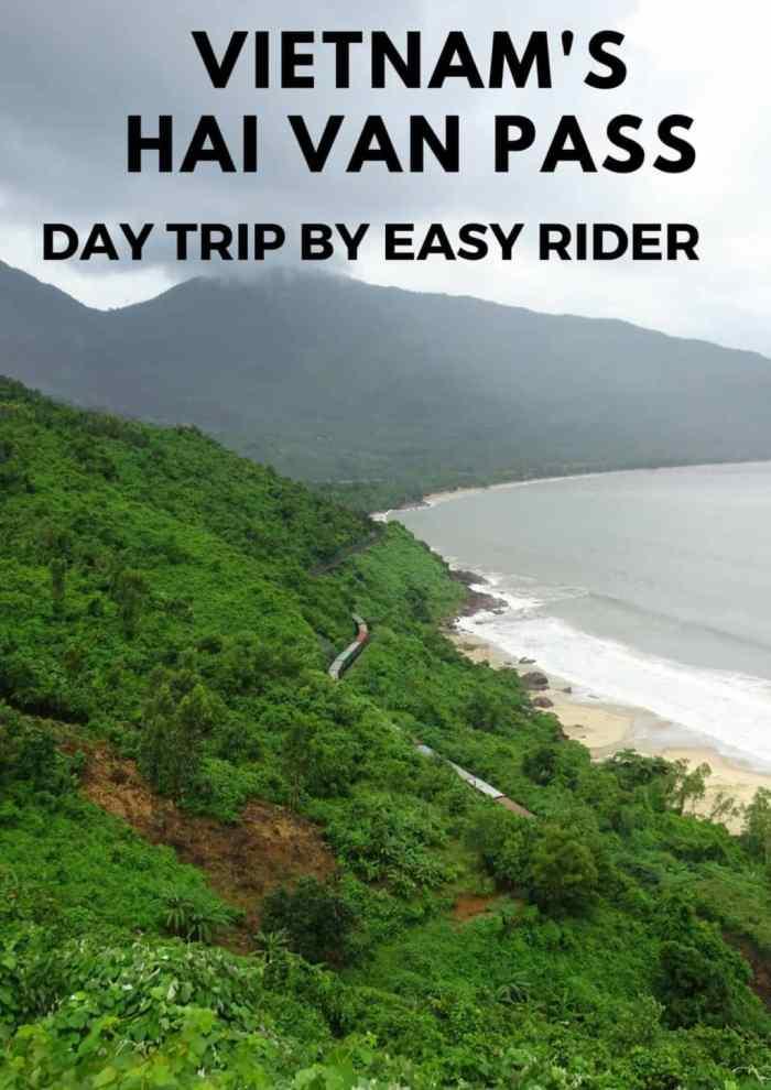 Hai Van Pass by Easy Rider