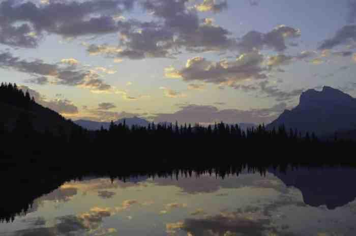 Vermillion Lakes Banff