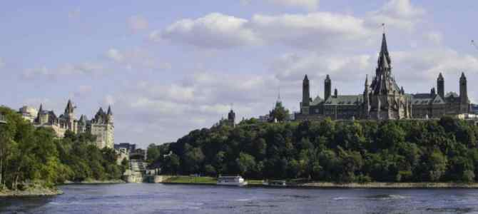 Ottawa from the Water with Capital Cruises