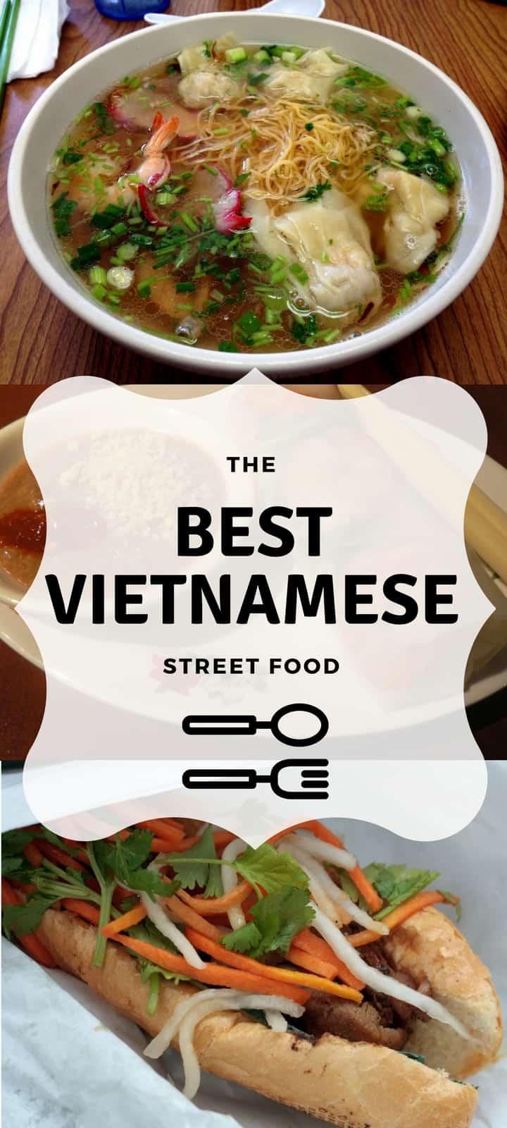 Best Vietnamese Street Food