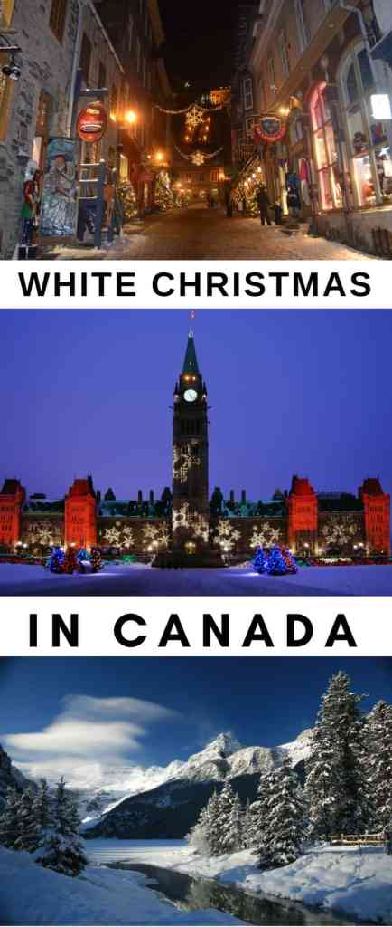 Canadian White Christmas