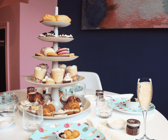 High Tea in Ottawa: Quelque Chose