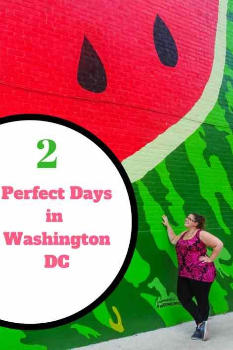 Planning a weekend in Washington DC? Here are my tips on the best things to do in Washington DC in 2 Days.