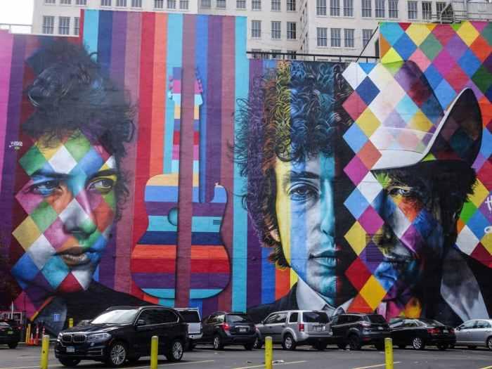 Roseville Street Art