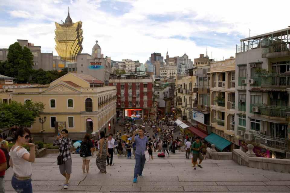 Old Town Macau