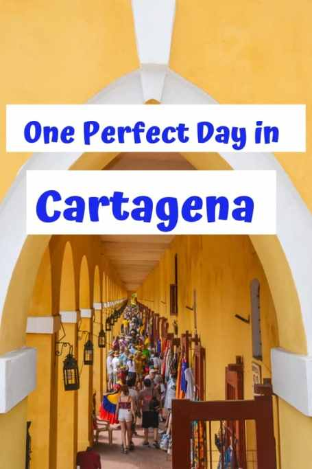 One Perfect Day in Cartagena