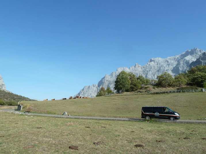 Cycling Tours Picos de Europa Cain