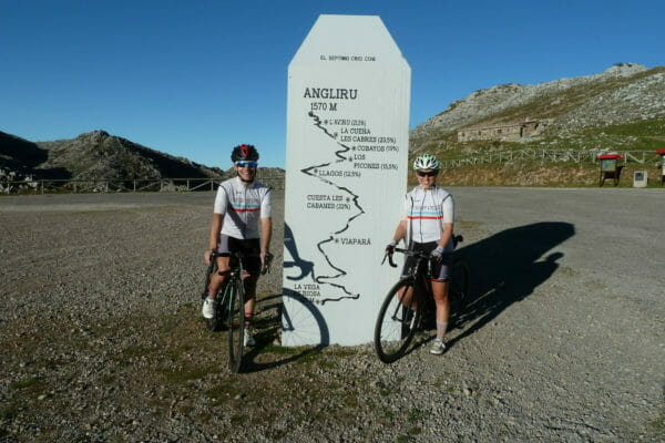 Cycling Tours Angliru